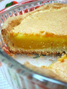 Пиріг з апельсинами