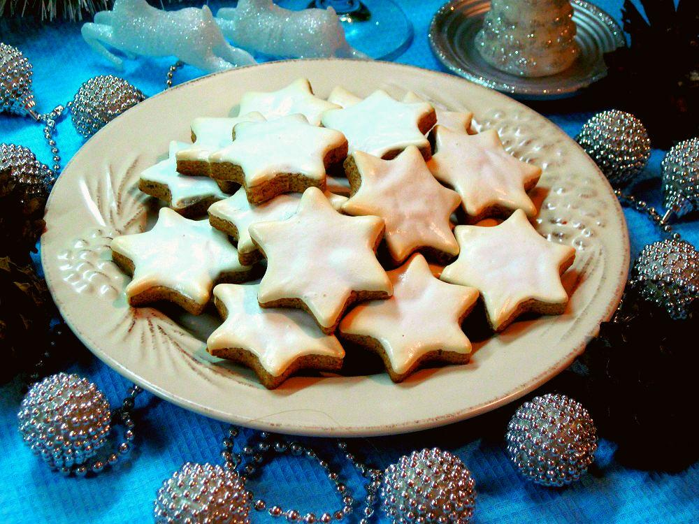 """Печиво """"Різдвяні зірочки"""""""